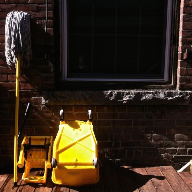 spring mop